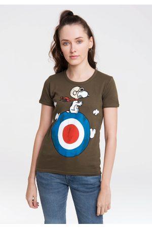 LOGOSHIRT T-Shirt »Peanuts«, mit lizenziertem Print