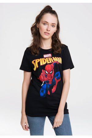 Logoshirt T-Shirt, mit coolem Frontprint