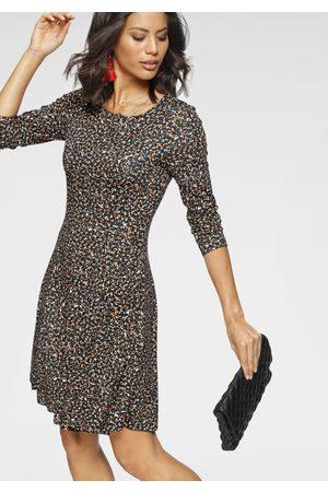 laura scott Jerseykleid, mit modischem Allover-Print - NEUE FARBEN