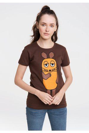 Logoshirt T-Shirt »Die Sendung mit der Maus«, mit lizenziertem Print