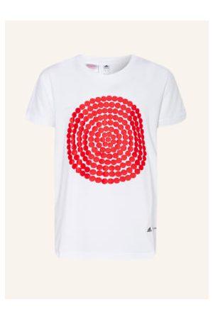 adidas T-Shirt weiss