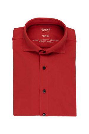 Olymp Jerseyhemd Level Five 24/7 Body Fit orange