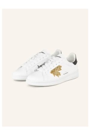 Dsquared2 Sneaker weiss