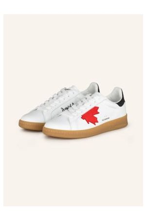 Dsquared2 Sneaker Boxer weiss