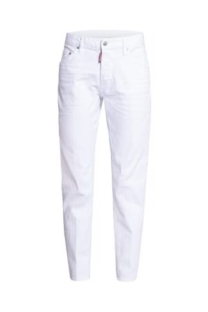 Dsquared2 Skinny Jeans weiss