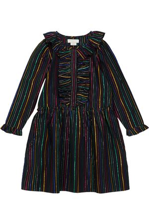 STELLA McCARTNEY Kids Kleid aus einem Baumwollgemisch