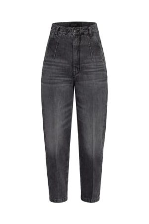 drykorn 7/8-Boyfriend Jeans Mind grau