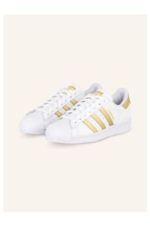 adidas Originals Sneaker Superstar weiss