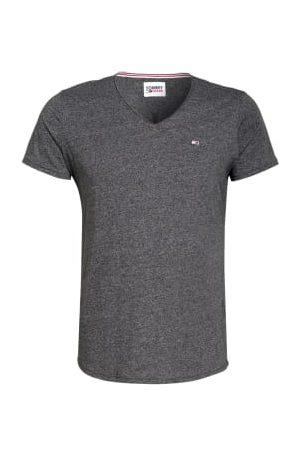 Tommy Jeans T-Shirt schwarz