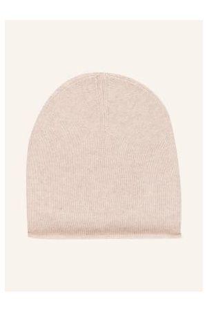 darling harbour Cashmere-Mütze beige