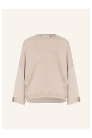 BRUNELLO CUCINELLI Cashmere-Pullover braun
