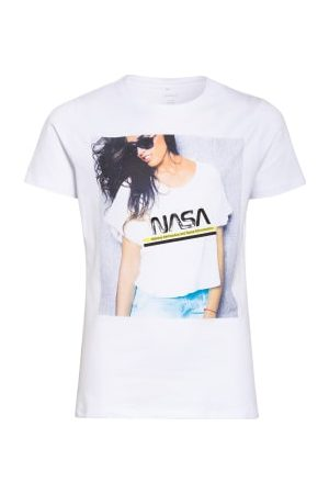 name it T-Shirt weiss