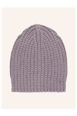 IRIS von ARNIM Cashmere-Mütze Adea grau