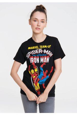 Logoshirt T-Shirt »Marvel Comics«, mit lizenziertem Design