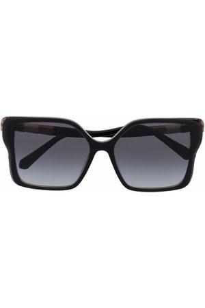 Bvlgari Eckige Sonnenbrille