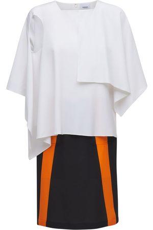 BURBERRY Kleid Aus Seidenjersey