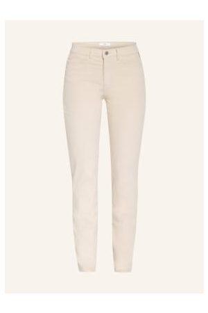 BRAX Damen Hosen & Jeans - Hose Shakira weiss