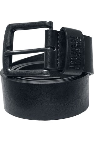 Urban Classics Recycled Imitation Leather Belt Kunstledergürtel