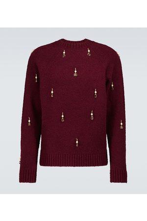 Dolce & Gabbana Pullover aus einem Wollgemisch