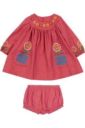 Stella McCartney Baby Set aus Höschen und Kleid aus Wolle
