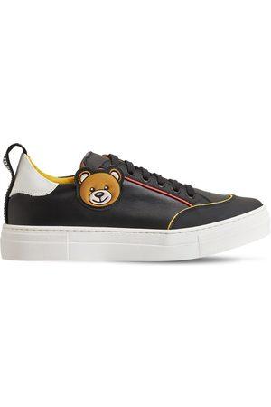 MOSCHINO Ledersneakers