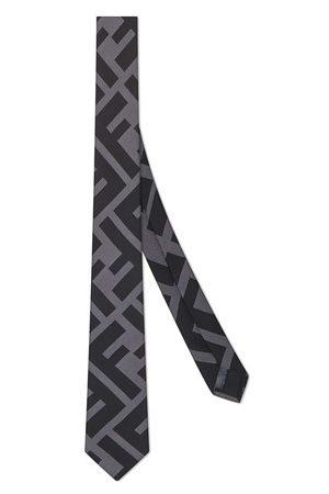 Fendi Krawatte aus Seide in