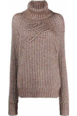 Karl Lagerfeld Gerippter KL Soutache Pullover
