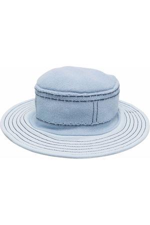 Barrie Wide-brim bucket hat