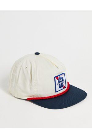 Huf X Pabst Blue Ribbon – Snapback-Cap in mit Logo