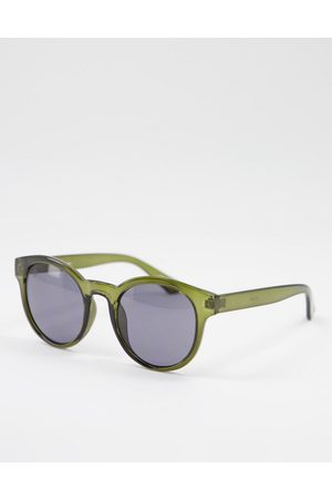 Jeepers Peepers – Runde Unisex-Sonnenbrille in