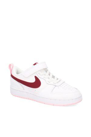 Nike Kinder Taschen - Court Borough Low 2 - weiss