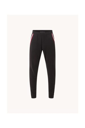 Tommy Hilfiger Tapered Fit Jogginghose aus Lyocell-Mischung