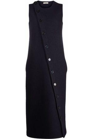Nina Ricci Damen Freizeitkleider - Maxikleid mit Knöpfen