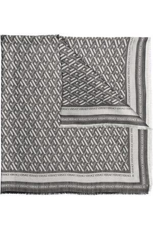 VERSACE Herren Schals - Schal mit Greca-Print
