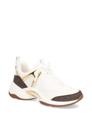 Michael Kors SPARKS TRAINER - weiss