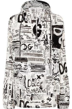 Dolce & Gabbana Damen Outdoorjacken - Jacke mit Print