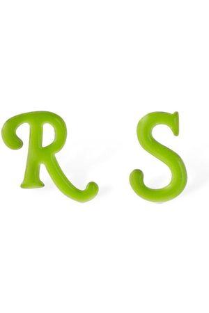 "RAF SIMONS Ohrstecker ""r & S"""