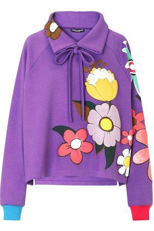 Dolce & Gabbana Sweatshirt mit Schleifendetail