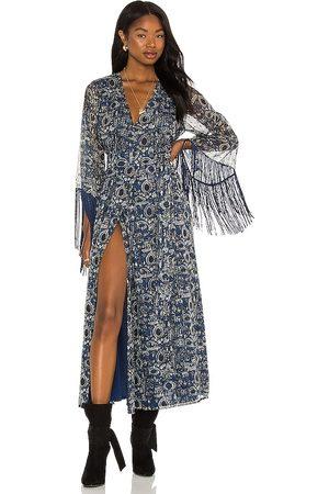 House of Harlow X REVOLVE Reksa Maxi Dress in . Size XXS.