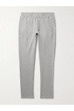 Sid Mashburn Herren Jogginghosen - Slim-Fit Tapered Cotton-Jersey Sweatpants