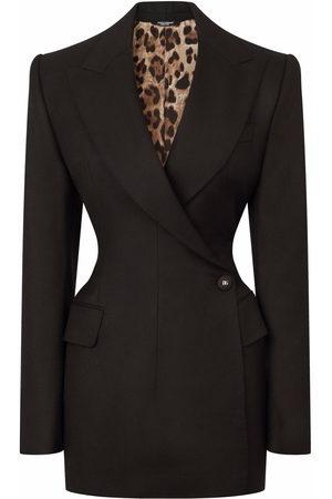 Dolce & Gabbana Damen Blazer & Sakkos - Klassischer Mantel