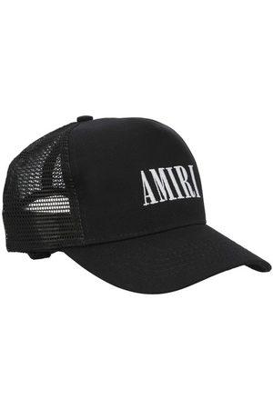 AMIRI Herren Caps - Truckerkappe mit Logo