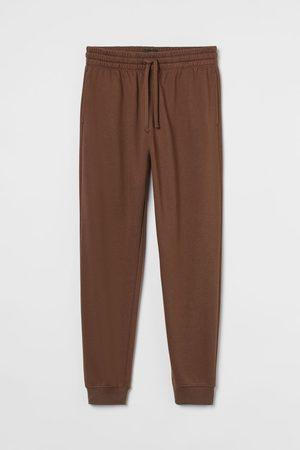 H&M Herren Straight - Joggpants Regular Fit