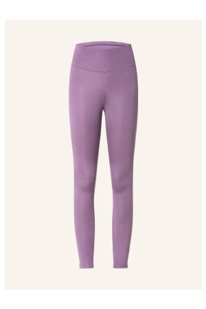 Nike Damen Capris - 7/8-Tights Dri-Fit Swoosh Run rosa