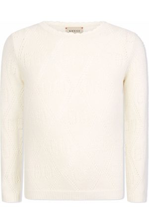 Gucci Pullover mit GG-Muster
