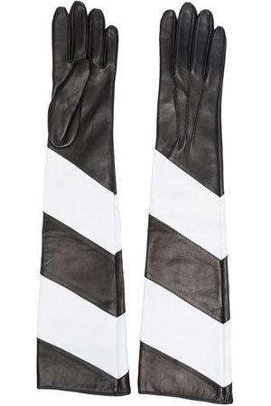 Manokhi Damen Handschuhe - Lange Handschuhe