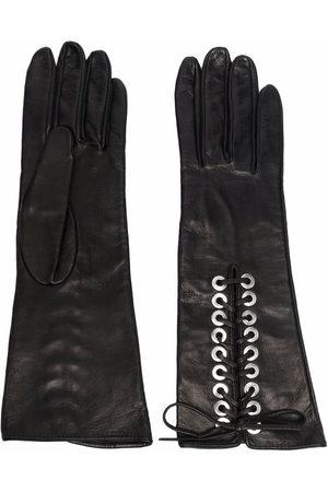 Manokhi Damen Handschuhe - Handschuhe aus Leder