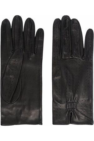 Manokhi Perforierte Handschuhe