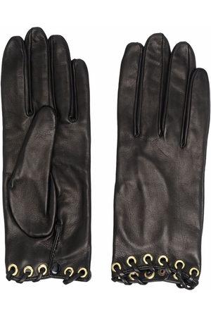 Manokhi Handschuhe mit Ring