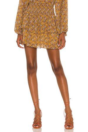 Minkpink Damen Röcke - Tarsus Mini Skirt in . Size M, S, XS.
